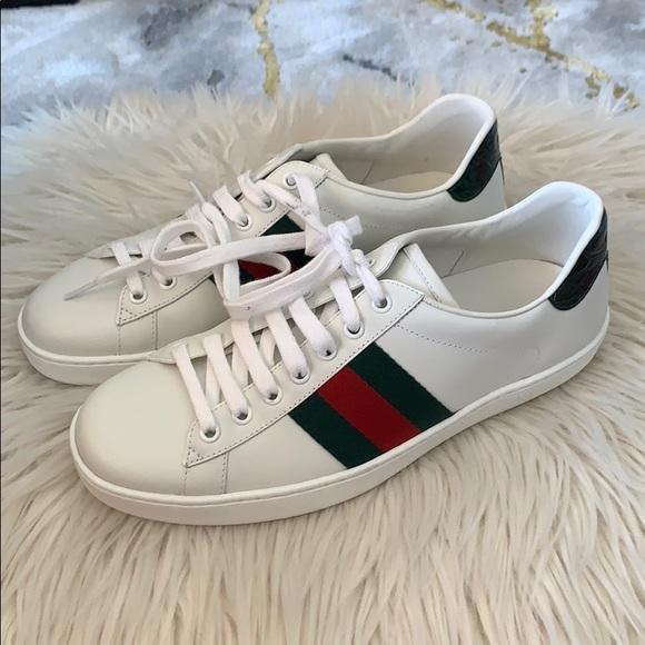 Gucci Shoes   Gucci Tennis Shoes   Poshmark